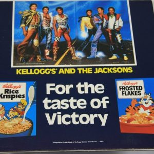 2nd rare Canada Kellogs picture disc
