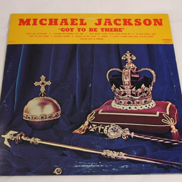 Got to be there - USA - LP - Crown Cover