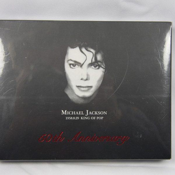 MJ 50th Anniversary Fragrances box - SEALED
