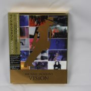 MJ's Vision Japan box set with OBI