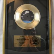 Billie Jean - 1mio RIAA sales award - Presented to Epic