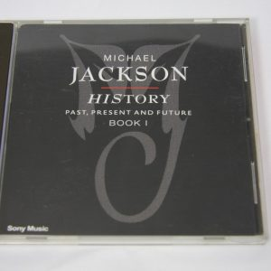 HIStory Book 1, Malaysia PROMO only CD